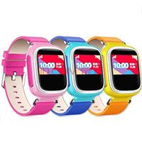 i-watch儿童智能手表Q01定位手表手机插卡gps360度学生儿童电话手表手机